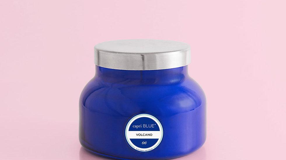 Capri Blue Volcano Blue Signature Jar 19oz