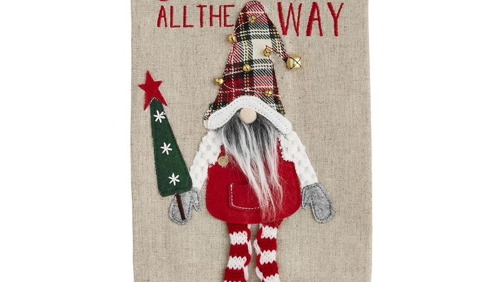 JingleDangle Gnome Towel