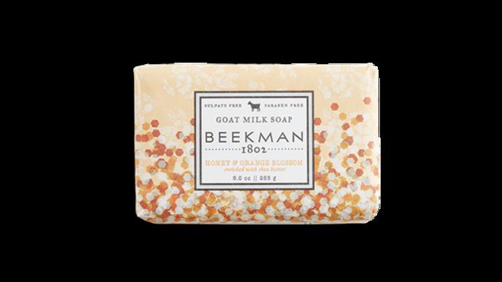 Beekman 1802 Honey and Orange Bar Soap 9OZ