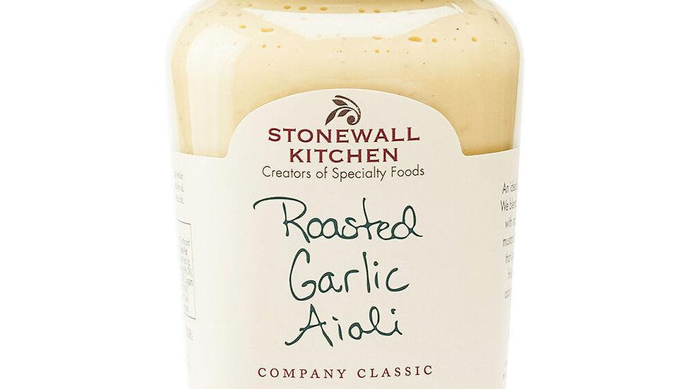 Roasted Garlic Aioli 10.25oz