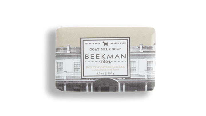 Beekman 1802 Honey and Oats Bar Soap 9oz