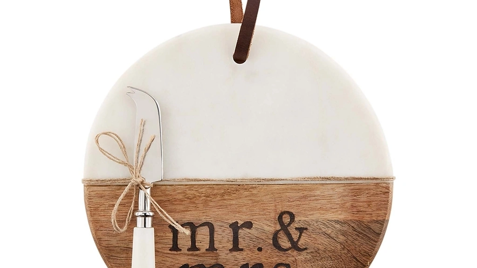 Mr. & Mrs. Board Set