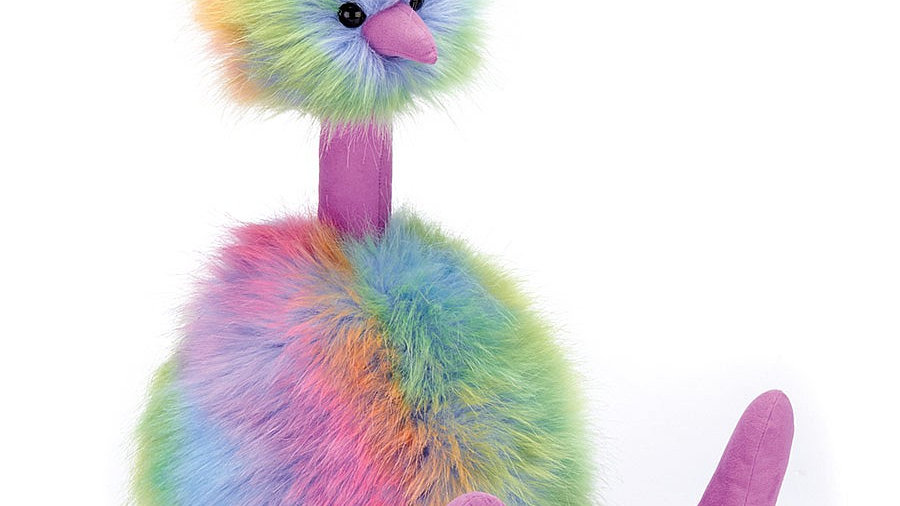 Jellycat Rainbow Pom Pom Medium