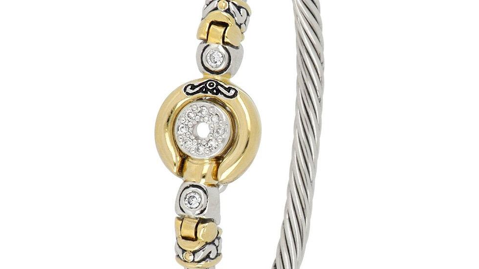 John Medeiros Magnetic Clasp Bracelet