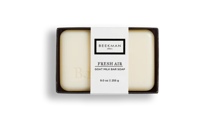 Beekman 1802 Fresh Air Bar Soap 9oz