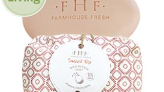 Farmhouse FreshSweet Tea Shea Butter Bar Soap 5.25oz