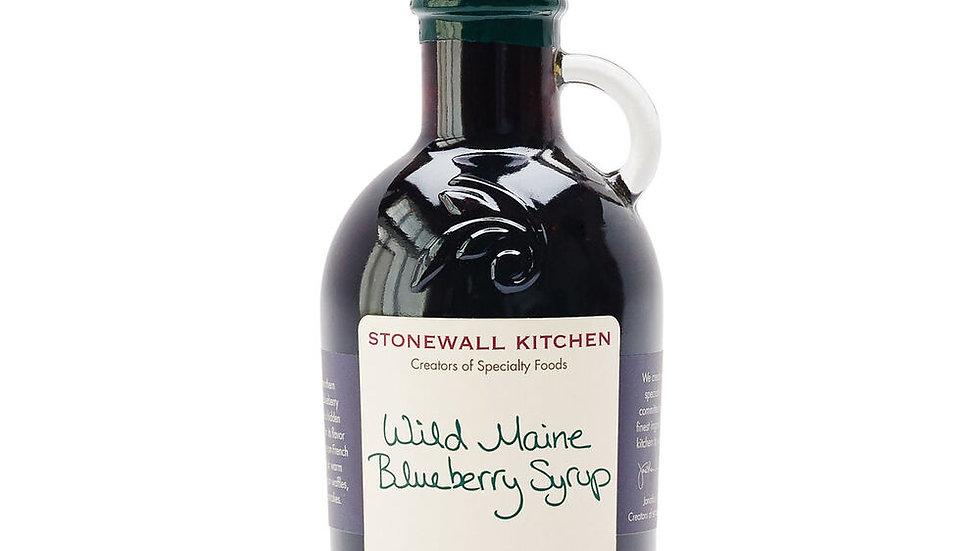 Wild Maine Blueberry Syrup 8.5oz