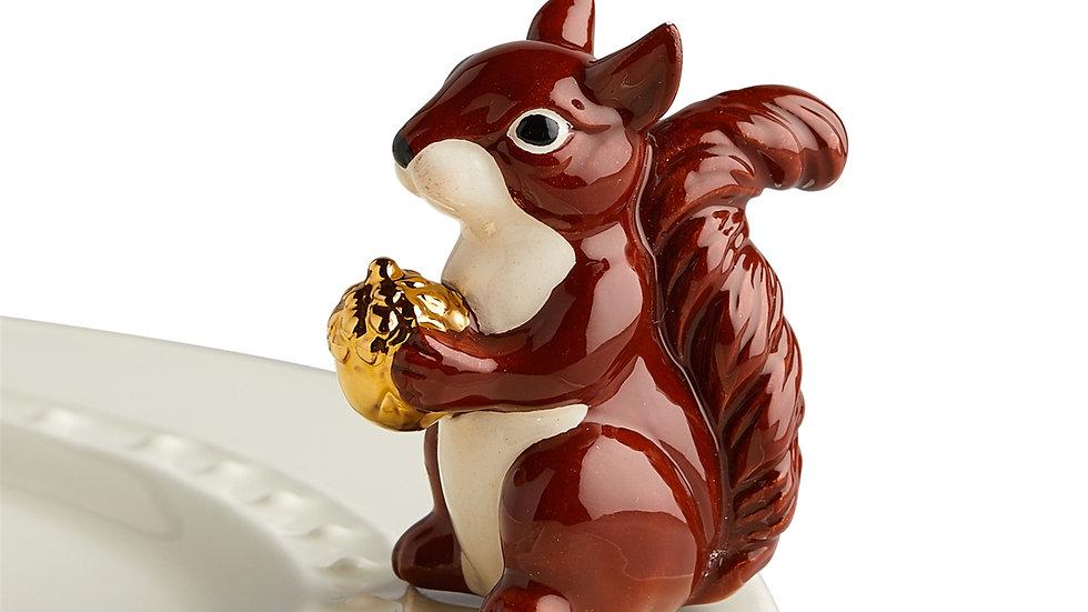 Nora Fleming Squirrel Mini