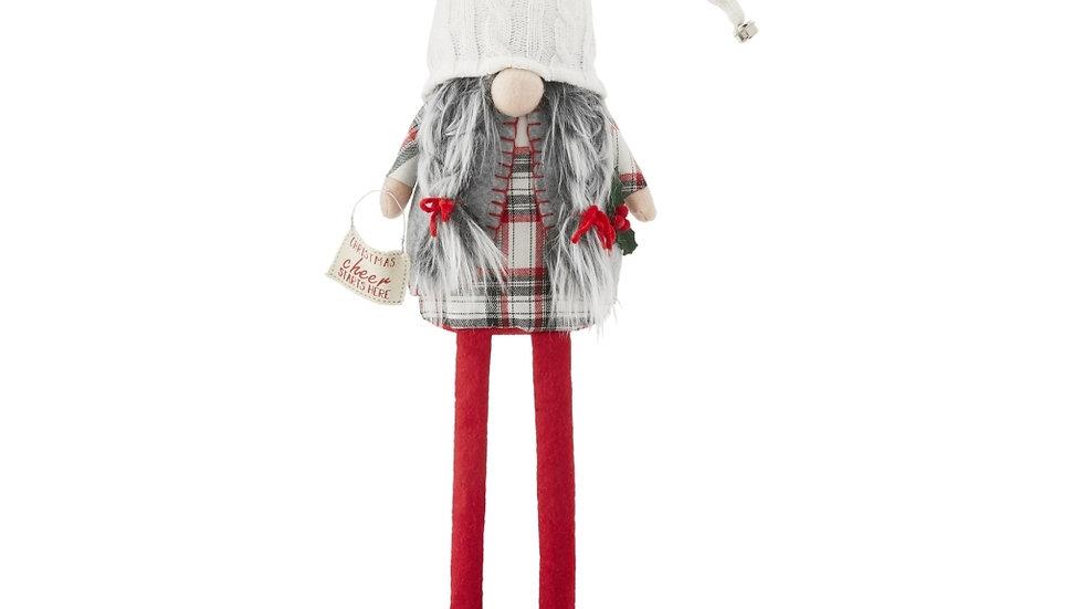 Cheer Deluxe Dangle Leg Gnome