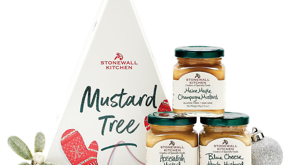 Mustard Tree Holiday 2021 10.5oz