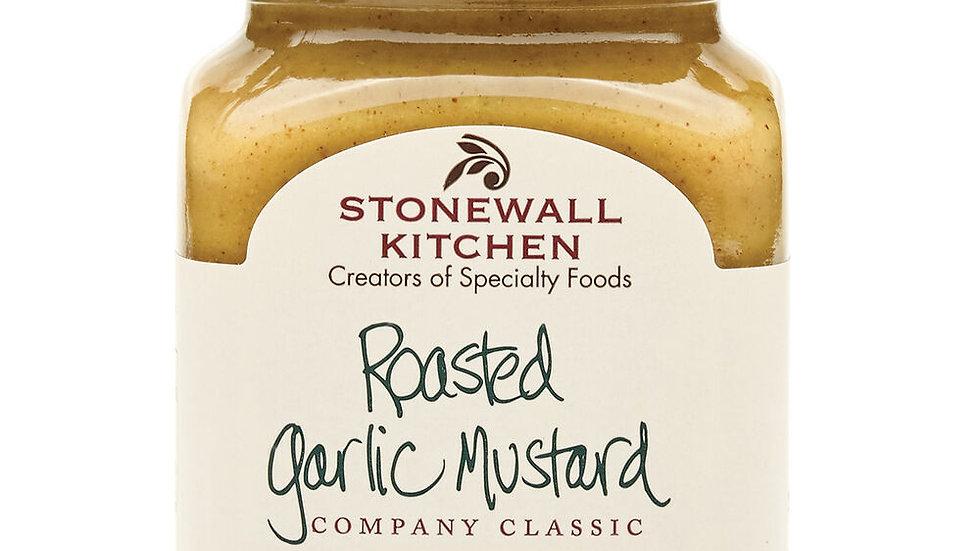 Roasted Garlic Mustard 8oz