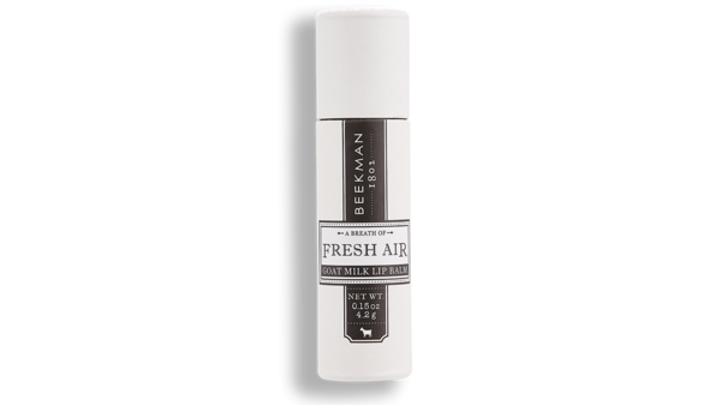 Beekman Lip Balm Fresh Air .15oz