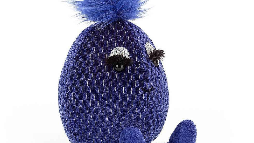 Jellycat Fabbyegg Sapphire