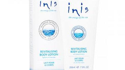 Inis Revitalizing Body Lotion 7oz