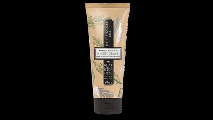 Beekman 1802 Sweet Grass Hand Cream 2oz