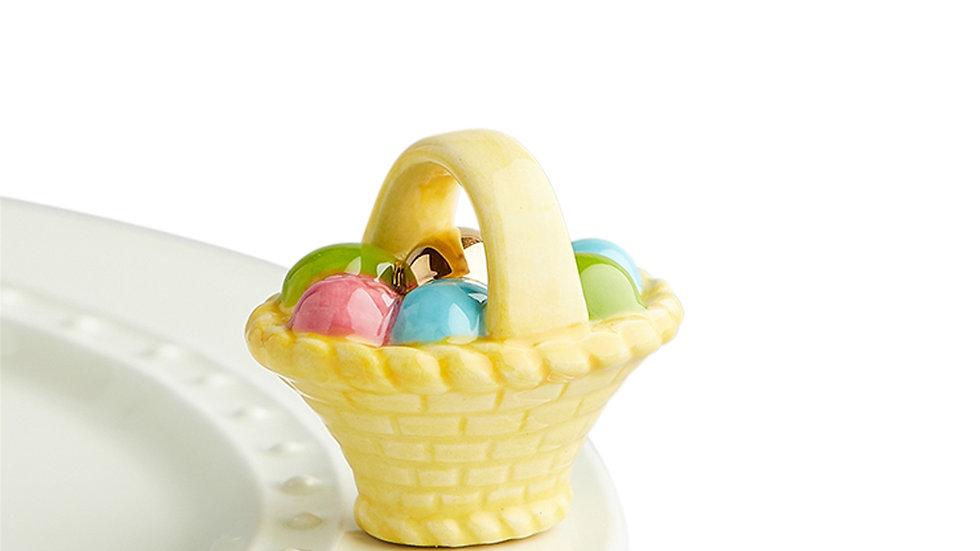 Nora Fleming Mini Basket