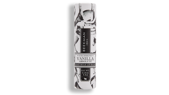 Beekman 1802 Lip Balm Vanilla Absolute .15oz