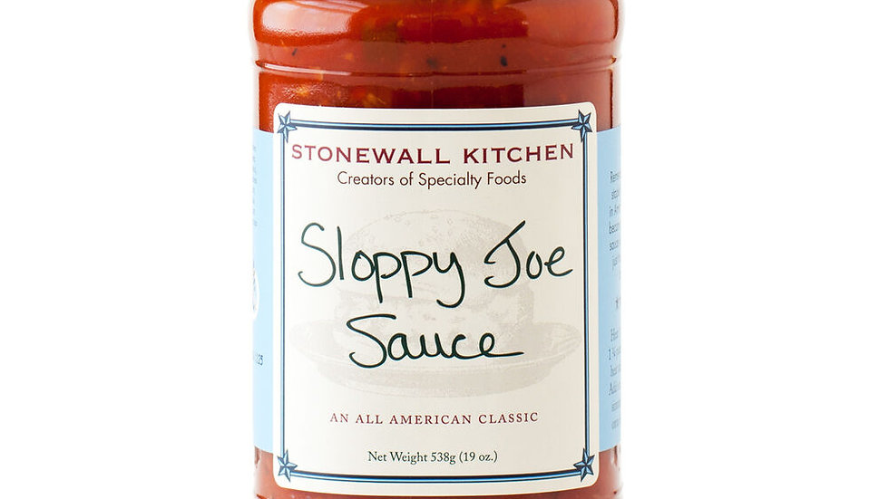 Sloppy Joe Simmering Sauce 19oz
