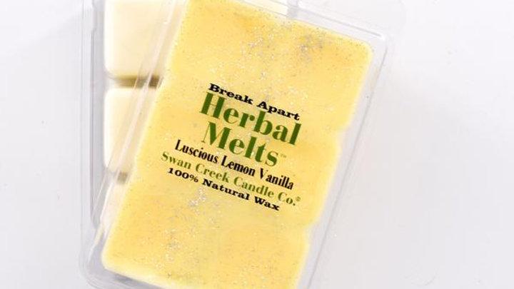 Swan Creek Candles - Luscious Lemon Vanilla Melts