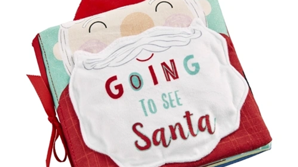 Going To See Santa Book