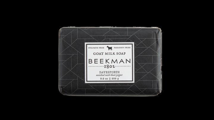 Beekman 1802 Daveforth Bar Soap 9oz