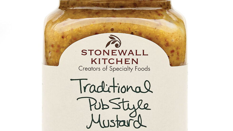 Traditional Pub Style Mustard 8oz