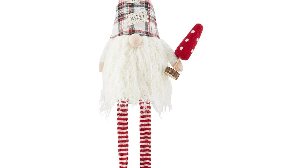 Merry Deluxe Dangle Leg Gnome