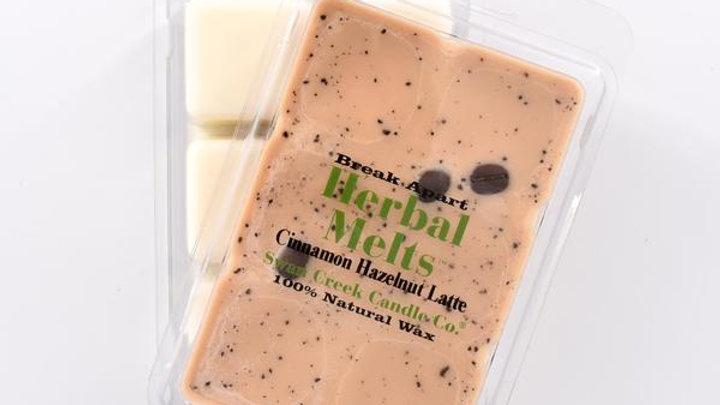 Swan Creek Candles - Cinnamon Hazelnut Latte Melts
