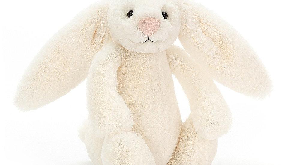 Jellycat Bashful Bunny Cream Small