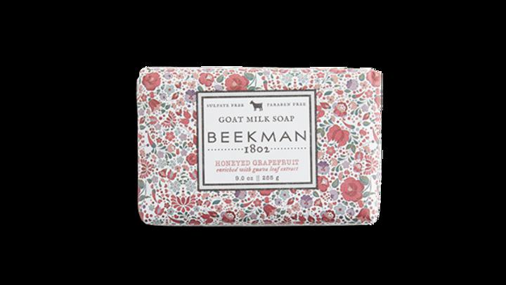 Beekman 1802 Honeyed Grapefruit Bar Soap 9oz