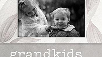 Grandkids Picture Frame 4x6