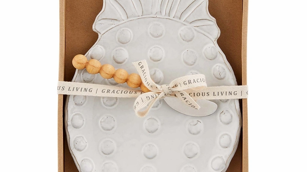 Pineapple Welcome Cheese Set