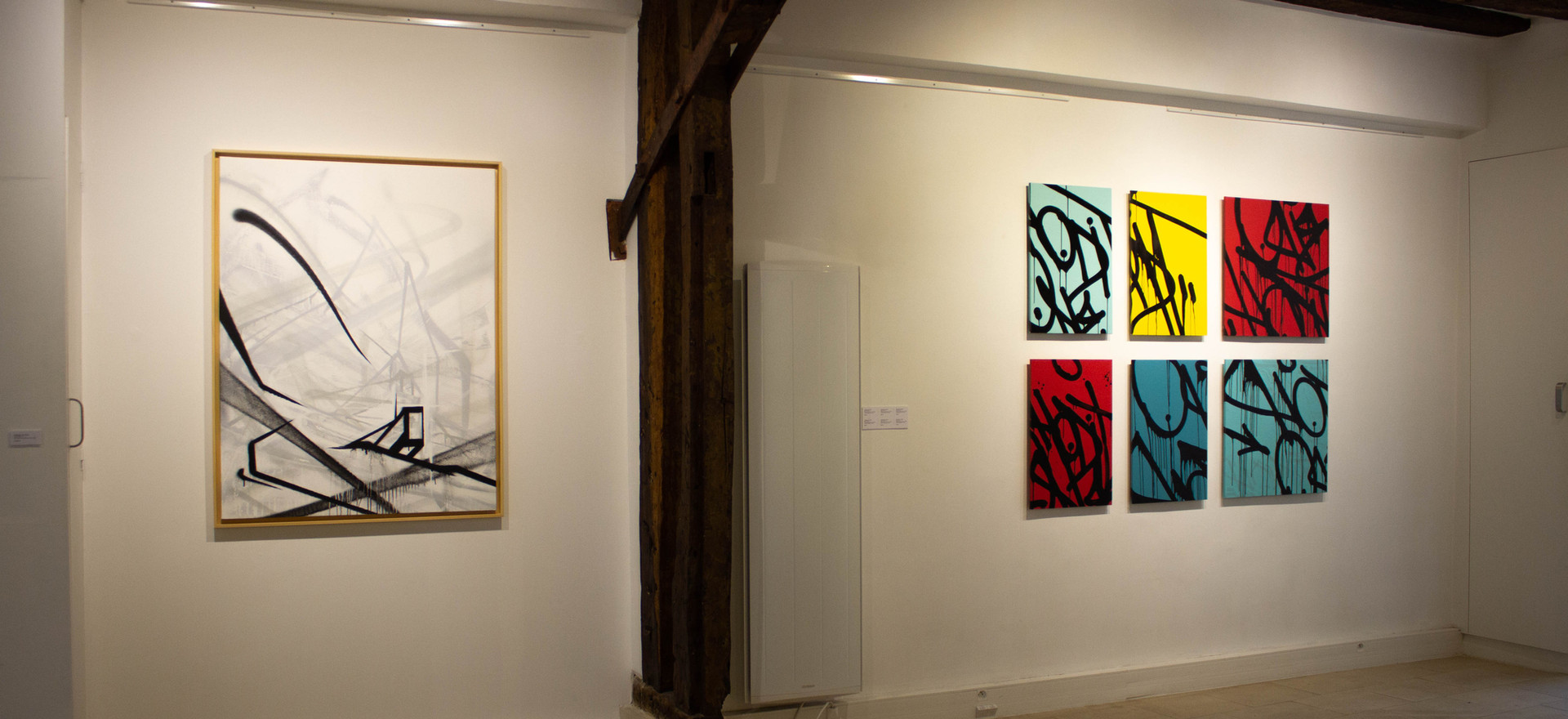 TRANSITIONS SOLO SHOW