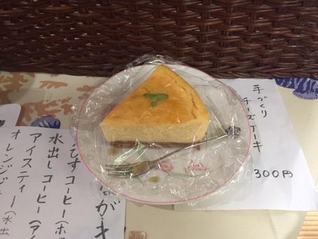手作りチーズケーキ〜おついたち市