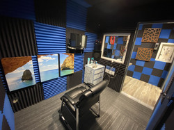 Lend Me Your Ear audio hearing testing booth