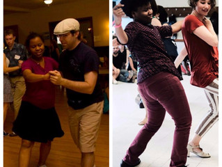 Blackness in African American Partner Dances Done by Predominantly White Communities