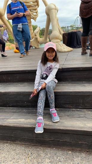 Zazi Landman | Kids Model & Snowboard Girl