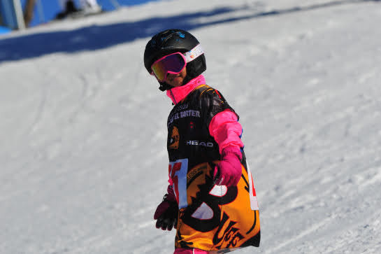 Hi, I am Zazi Landman, a young snowboard girl. This is my second time snowboarding at 7 years old. December 2019 , El Tarter - Grandvalira, Andorra.