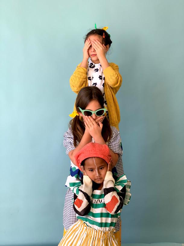 Girl Model - Kids Modeling | Zazi