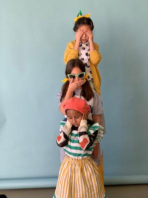 Girl Model - Kids Modeling   Zazi