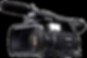 Câmera Broadcast - Panasonic AG AC160