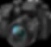 Câmera DSLR - Panasonic GH4