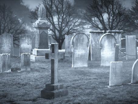 Top 3 des cimetières mystérieux à explorer à Edimbourg