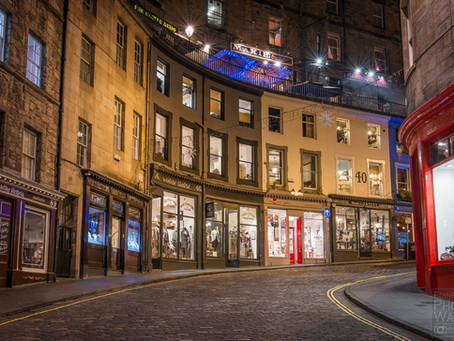 Mon TOP 3 des lieux magiques et instagrammables sur Edimbourg