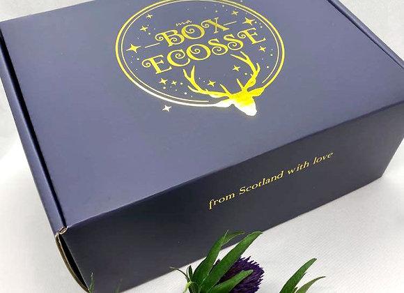 STOCK ma BOX Ecosse #1 EDIMBOURG mon Amour