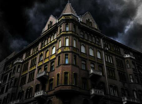 Mon Top 3 des hôtels hantés à Edimbourg
