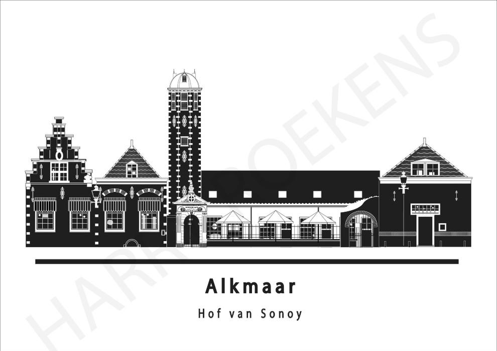 Alkmaar  Hof van Sonoy BB.jpg