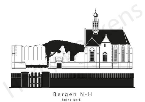 Bergen N_H