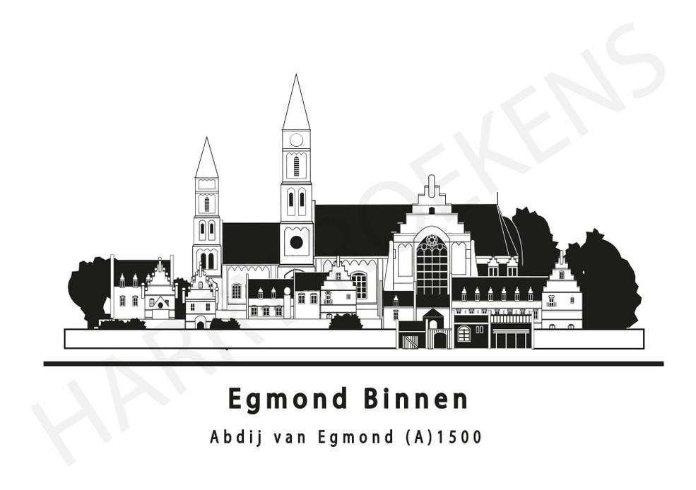 Egmond Binnen abdij van Egmond.jpg