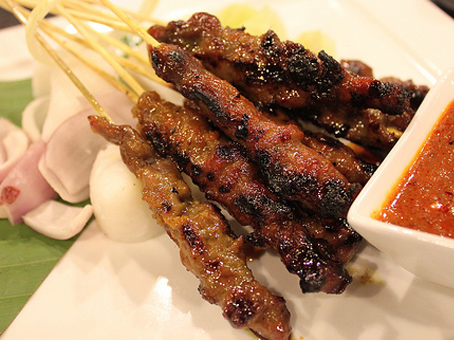 Satay (Mutton) - Local Essential BBQ